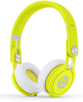 Beats by Dr. Dre mixr amarillo neon