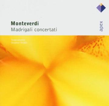 Tragicomedia - Madrigal Concertanti