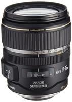 Canon EF-S 17-85 mm F4.0-5.6 IS USM 67 mm Objetivo (Montura Canon EF-S) negro
