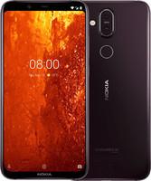 Nokia 8.1 Dual SIM 64GB ferro viola