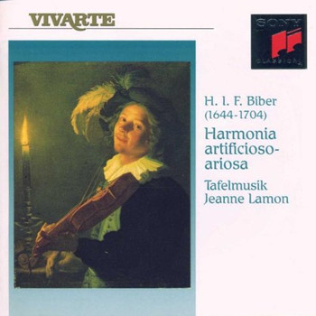 J. Lamon - Harmonia Artificiosa-Ariosa