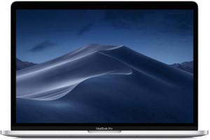 """Apple MacBook Pro avec Touch Bar et Touch ID 13.3"""" (True Tone Retina Display) 1.4 GHz Intel Core i5 8 Go RAM 128 Go SSD [Mi-2019, clavier français, AZERTY] argent"""