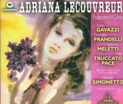 Gavazzi - Francesco Cilea: Adriana Lecouvreur (Gesamtaufnahme)