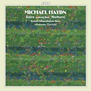 M. Haydn - Zaire Incidental Music/Notturn