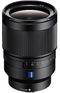 Sony FE Distagon T* 35 mm F1.4 ZA 72 mm Obiettivo (compatible con Sony E-mount) nero