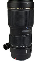 Tamron SP AF 70-200 mm F2.8 Di Macro 77 mm filter (geschikt voor Pentax K) zwart