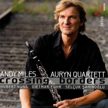 Andy Miles - Crossing Borders