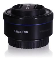 Samsung NX 16-50 mm F3.5-5.6 ED OIS Power Zoom 43 mm Obiettivo (compatible con Samsung NX) nero