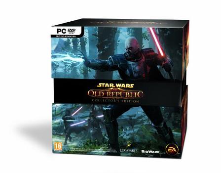 Star Wars Karte.Star Wars The Old Republic Collector S Edition Inkl Karte Diary Soundtrack Und Figur Internationale Version Online