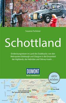 DuMont Reise-Handbuch Reiseführer Schottland. mit Extra-Reisekarte - Susanne Tschirner  [Taschenbuch]