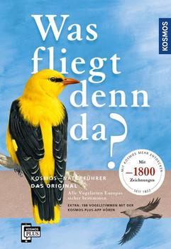 Was fliegt denn da? Das Original. Alle Vogelarten Europas sicher bestimmen - mit 1800 Zeichnungen - Peter H. Barthel  [Taschenbuch]