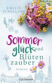 Sommerglück und Blütenzauber. Roman - Emilia Schilling  [Taschenbuch]