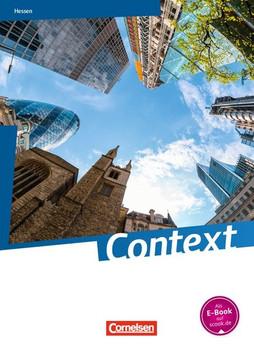 Context - Hessen / Schülerbuch (Festeinband) - Neil Porter  [Gebundene Ausgabe]