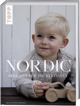 Nordic. Stricken für die Kleinsten. Skandinavisches Design für Kinder im Alter von 0-6 Jahren - Trine Frank Påskesen  [Gebundene Ausgabe]
