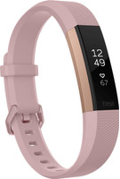 Fitbit Alta HR Grande rosa delicado
