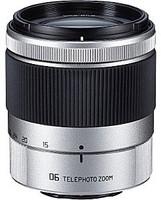 Pentax 15-45 mm F2.8 40,5 mm filter (geschikt voor Pentax Q) zilver