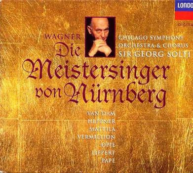 Heppner - Meistersinger V.Nürnberg (Ga)