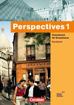 Perspectives 1. Kursbuch mit Vokabeltaschenbuch. Französisch für Erwachsene. (Lernmaterialien) - Jacqueline Deloffre
