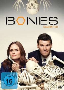 Bones - Season Ten [6 Discs]