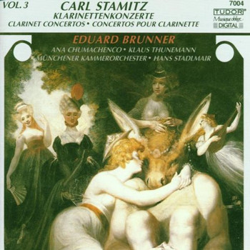 Brunner - Klarinettenkonzerte Vol. 3