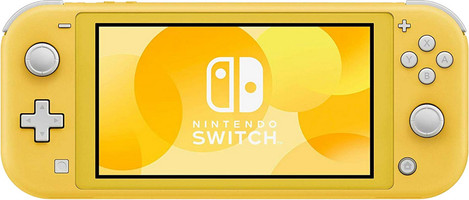 Nintendo Switch Lite 32 GB geel