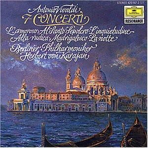 Herbert Von Karajan - 7 Concerti
