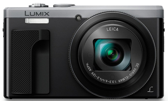 Panasonic Lumix DMC-TZ81 plata