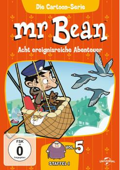Mr. Bean - Die Cartoon-Serie 5
