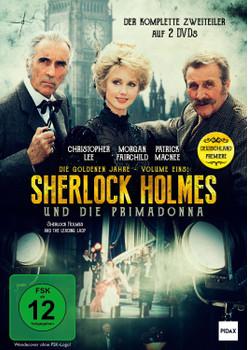 Sherlock Holmes und die Primadonna [2 Discs]