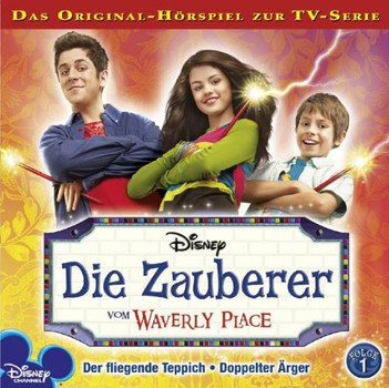 Walt Disney - Die Zauberer Vom Waverly Place 1