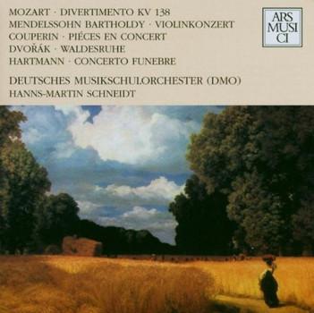Deutsches Musikschulorchester - Divertimento/Concerto d-Moll/.