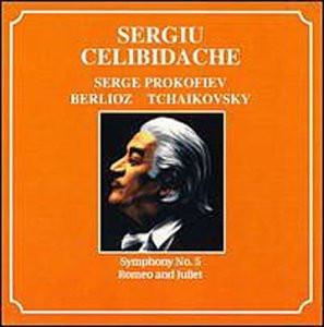 Sergiu Celibidache - Werke Von