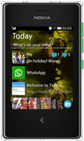 Nokia 503 Asha Doble SIM 64MB verde