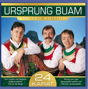 Ursprung Buam - 24 Karat-Limited Edition