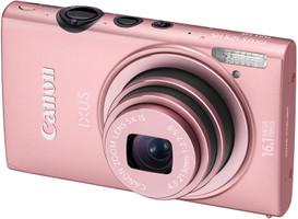 Canon IXUS 125 HS roze