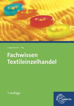 Fachwissen Textileinzelhandel - Roland Kilgus  [Gebundene Ausgabe]