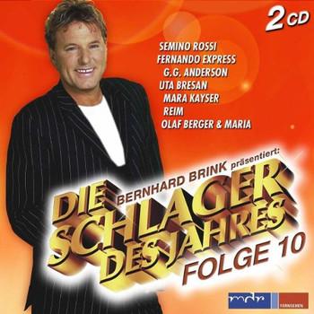 Various - Die Schlager Des Jahres-Folge 10-Pr