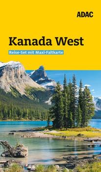 ADAC Reiseführer plus Kanada West. mit Maxi-Faltkarte zum Herausnehmen - Elisabeth Schnurrer  [Gebundene Ausgabe]