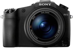 Sony DSC-RX10 zwart