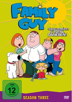 Family Guy - Season Three [3 Discs]