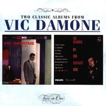Vic Damone - Angela Mia / On The Swingin' Side