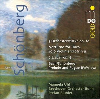 Manuela Uhl - 5 Orchesterstücke Op.16/6 Lieder Op.8/+