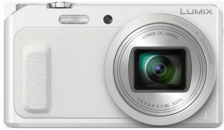 Panasonic Lumix DMC-TZ58 blanco