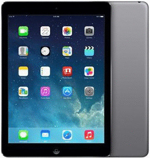 "Apple iPad mini 2 7,9"" 64GB [wifi] spacegrijs"