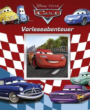 Cars -  Vorleseabenteuer, Vorlese-Pappbilderbuch [Gebundene Ausgabe]