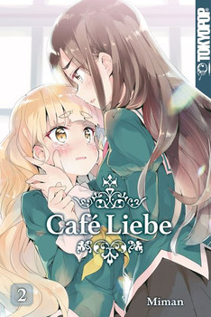Café Liebe 02 - Miman  [Taschenbuch]