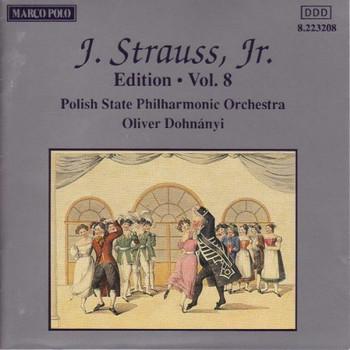 Dohnanyi - Johann Strauss Edition Vol.8
