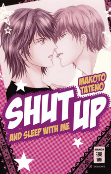 Shut up and sleep with me - Tateno, Makoto