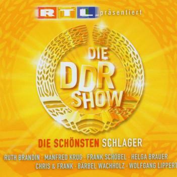 Various - Die DDR-Show -- Die schönsten Schlager