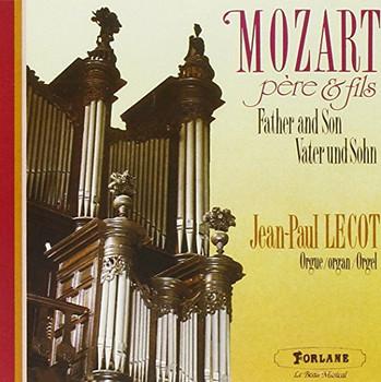Wolfgang Amadeus Mozart - Mozart Psre et Fils